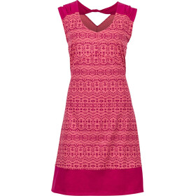 Marmot Annabelle Dress Dam hibiscus heather sunfall
